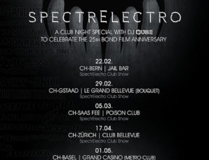 SpectrElectro Show Dates