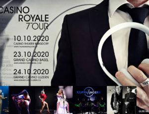 Casino Royale Show Dates