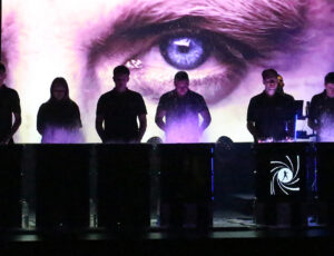 SpectrElectro – feat. Cliffhangers
