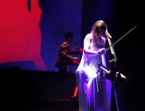SpectrElectro – feat. Liz 'White Cello' Schneider